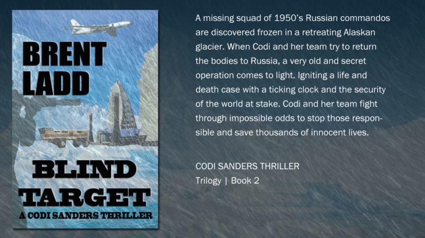 Blind Target | Book 2 Codi Sanders Trilogy