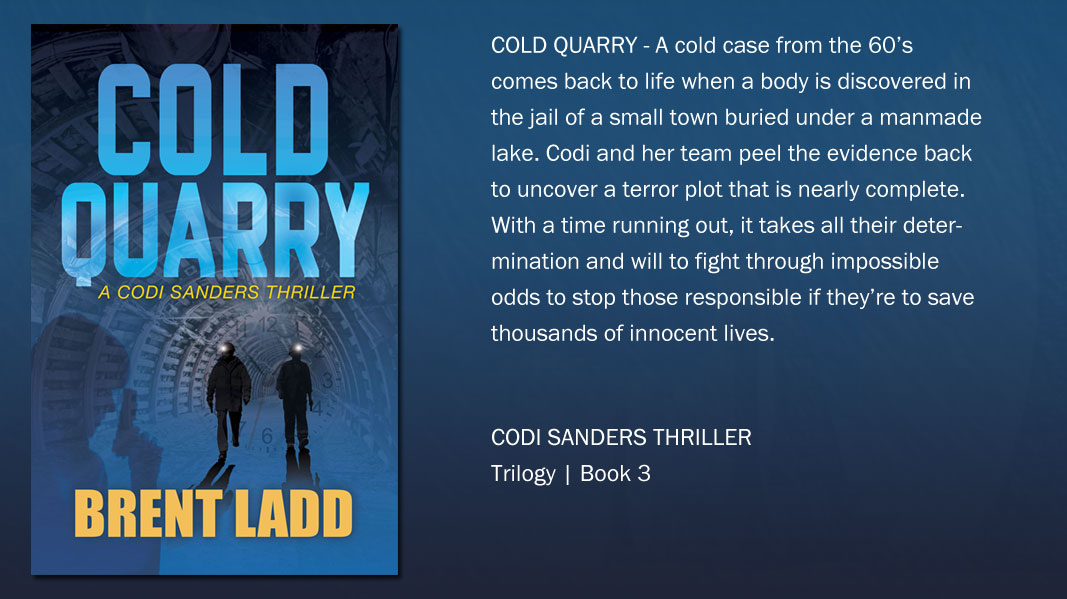 Cold Quarry by Brent Ladd